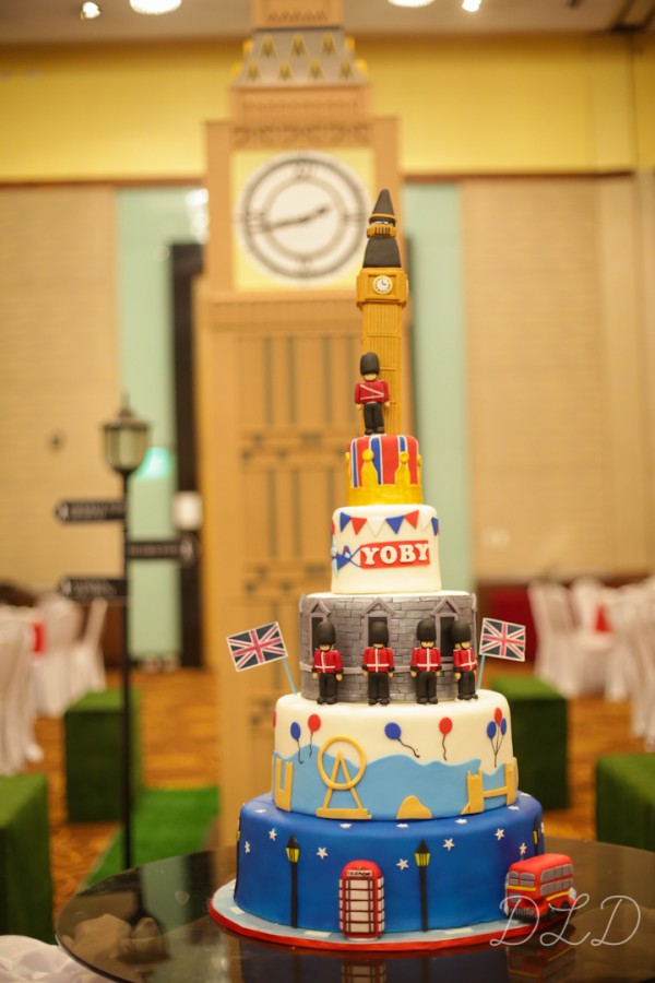 London Themed Party - 06