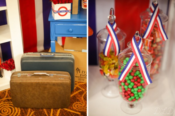 London Themed Party - 21