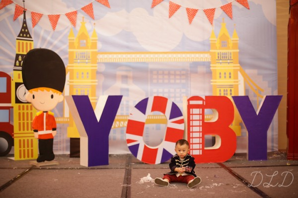 London Themed Party - 41