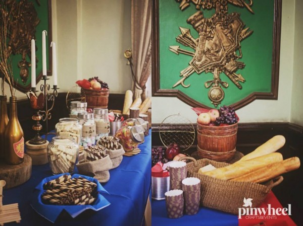 Medieval Prince Party - 16