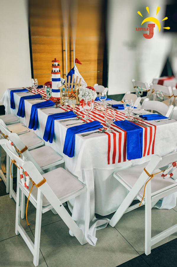 Nautical Themed Party - 27