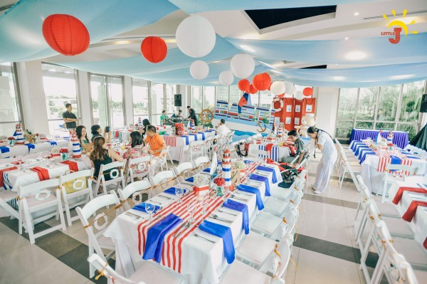 Nautical Themed Party - 29