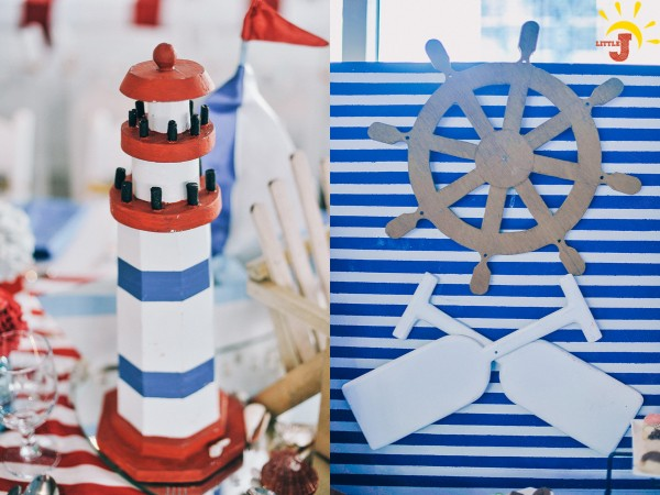 Nautical Themed Party - 30