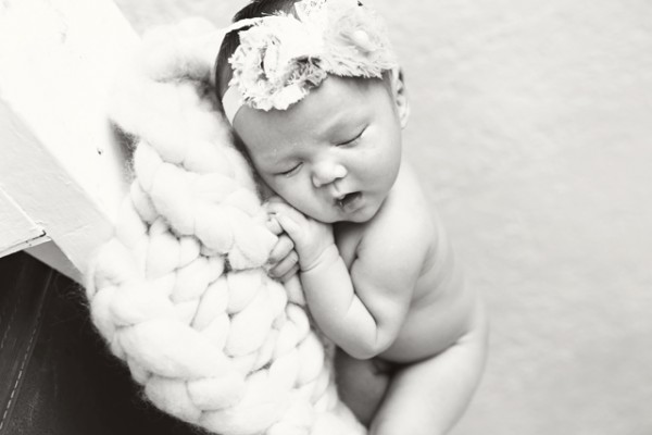 Newborn Photoshoot - Mavi - 07