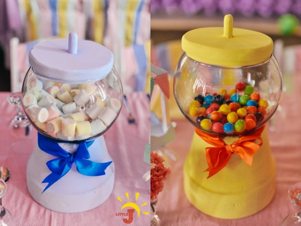 Candy Themed Birthday Party - 03