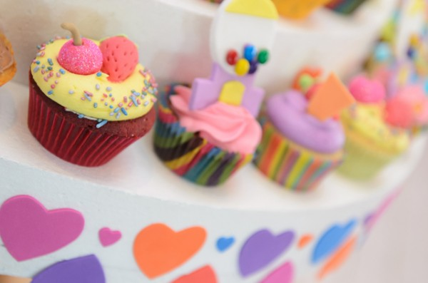 Colorful Candyland Birthday Party - 11