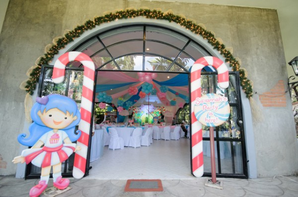 Colorful Candyland Birthday Party - 20