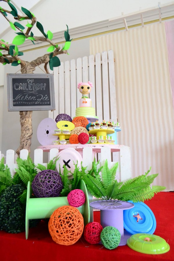 Lalaloopsy Birthday Party - 02