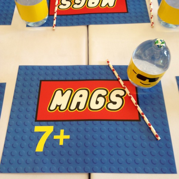 Lego Birthday Party - 13