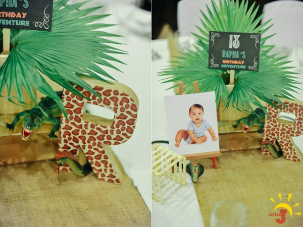 Safari Themed Birthday Party - 04
