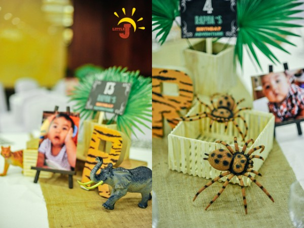 Safari Themed Birthday Party - 13