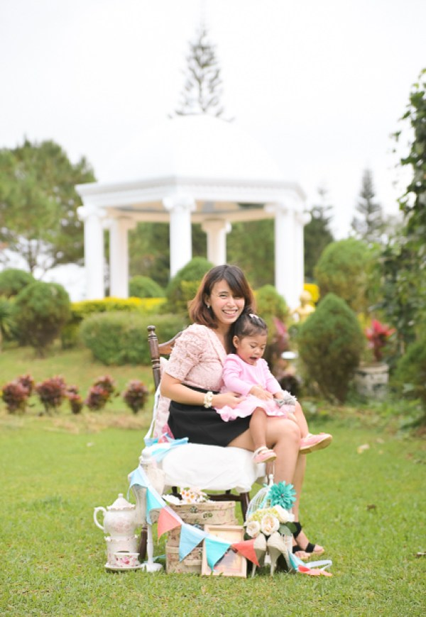 Teacups and Tutus Lifestyle Shoot - 47