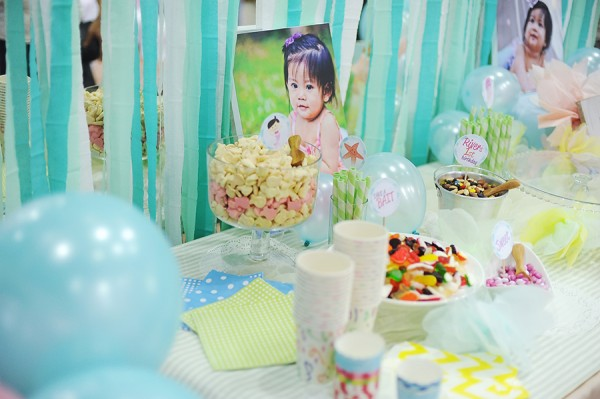 Underwater Themed Birthday Party - 23