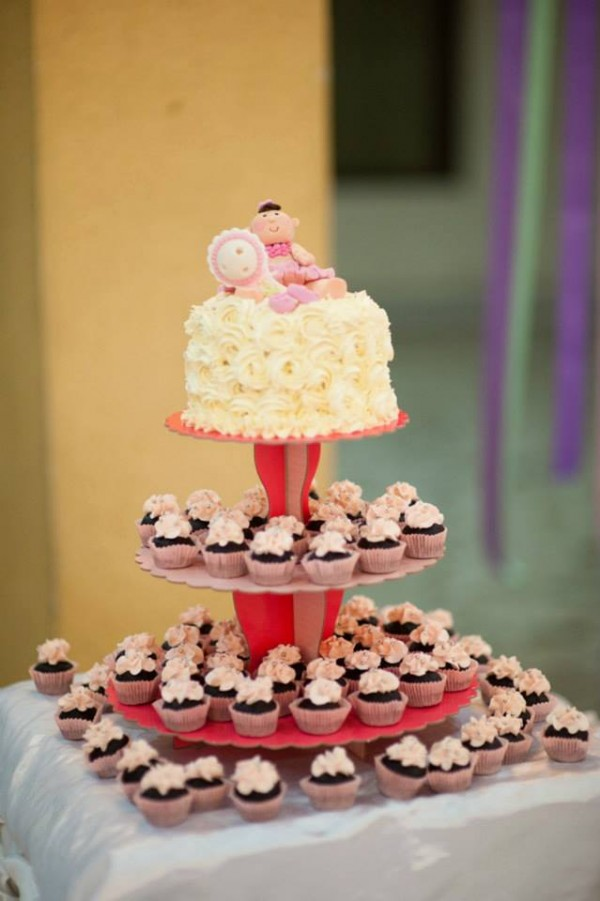 Ballerina Themed Party - 21