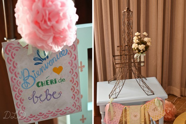 Parisian Themed Baptism - 09