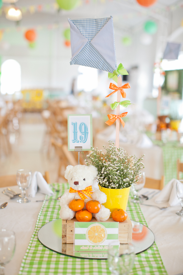 Picnic Themed Birthday Party - 02