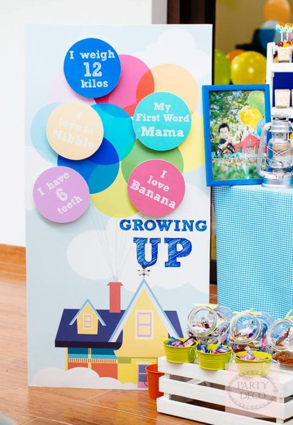 Up Themed Birthday