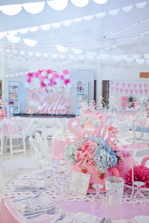 Cath Kidston Birthday Party - 12