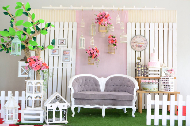 Garden Themed Party - 03