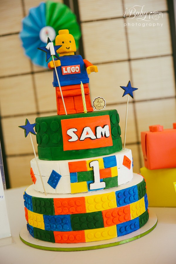 LEGO Birthday Party - 26