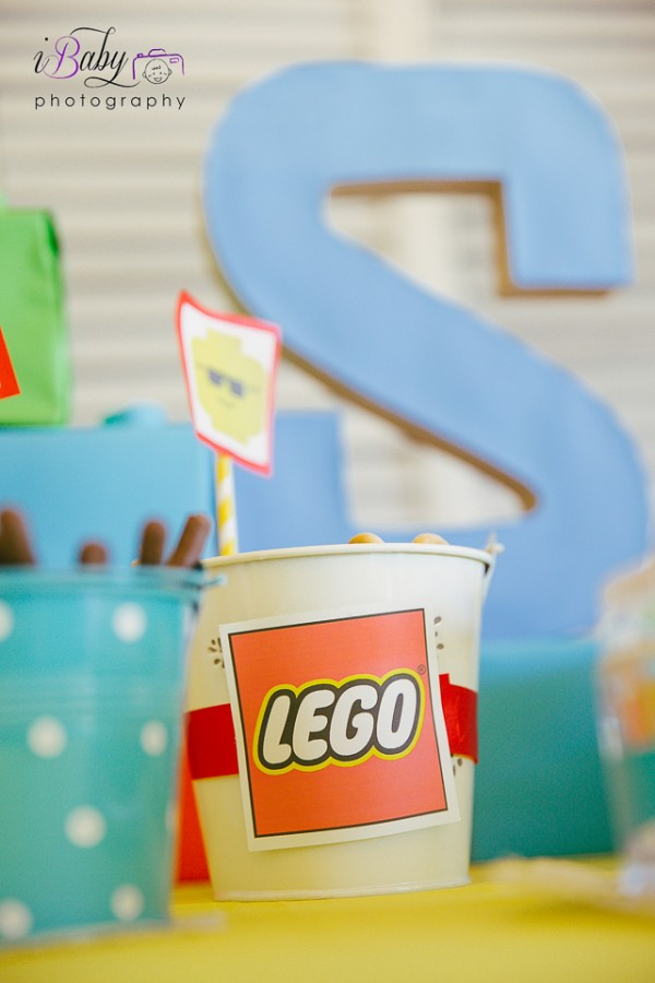 LEGO Birthday Party - 32