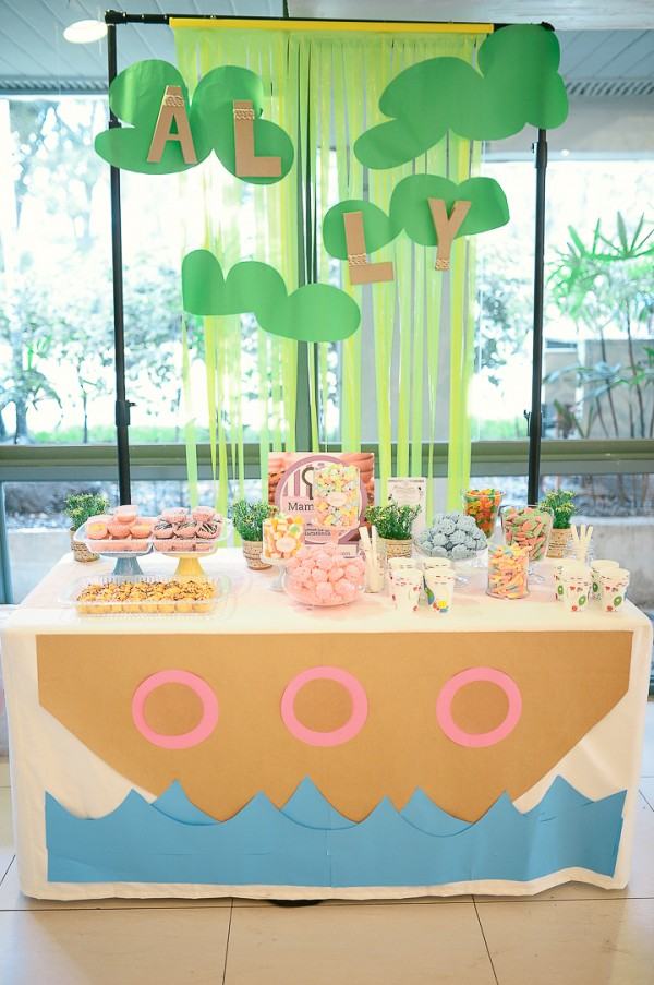 Noah's Ark Themed Party - 02 (1)
