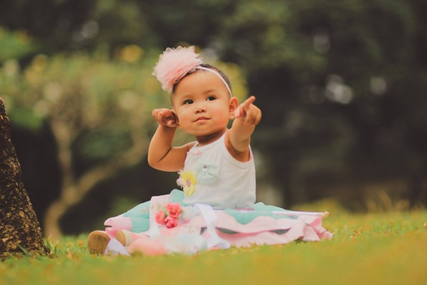 Rainbows and Unicorns Baby Lifestyle Shoot 7