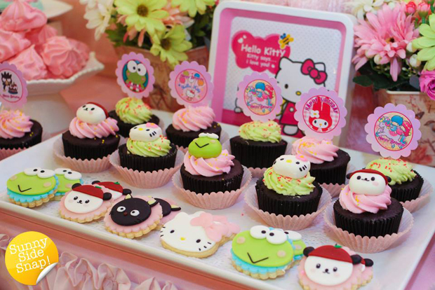 Sanrio Dessert Table - 05