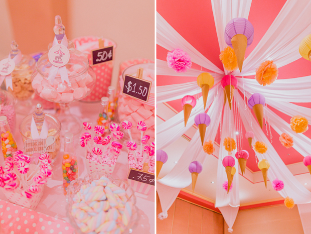 Vintage Pastel Carnival Party - 03