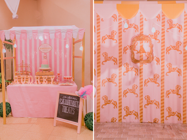 Vintage Pastel Carnival Party - 08