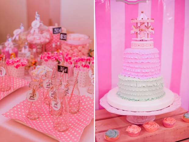 Vintage Pastel Carnival Party - 10