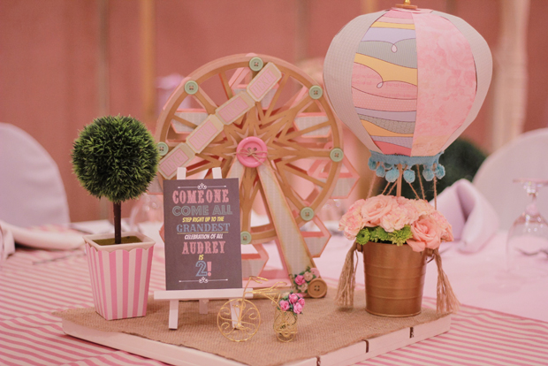 Vintage Pastel Carnival Party - 25