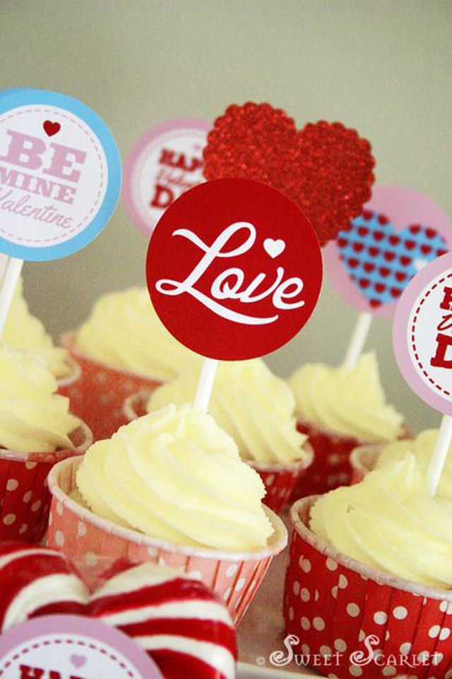 Valentine's Day Cupcake Ideas - 09