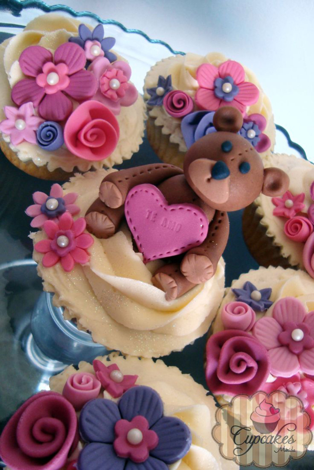 Valentine's Day Cupcake Ideas - 15