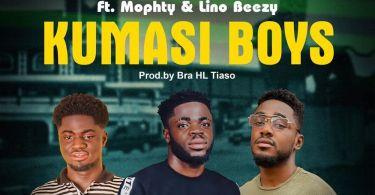 ALGi rEx - Kumasi Boys Ft Mophty & Lino Beezy (Tiaso Muzik)