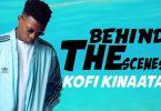 Kofi Kinaata - Behind The Scenes (Prod By Two Bars)