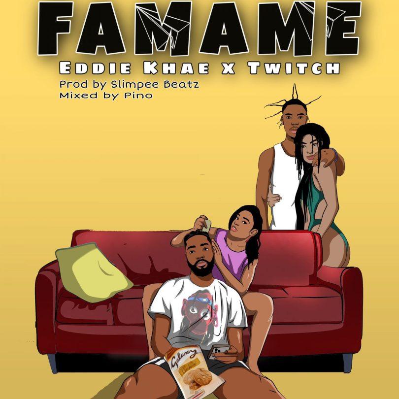 Eddie Khae – Fa Ma Me ft. Twitch4EVA (Prod. by Slimpee Beatz)