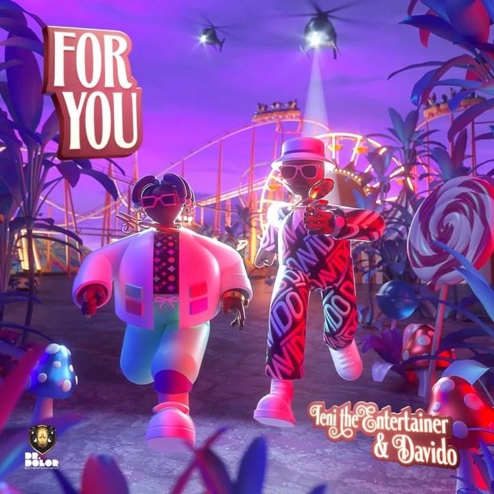 Teni - For You ft. Davido