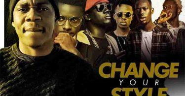 Gemini Orleans - Change Your Style Remix ft. Tulenkey & Strongman