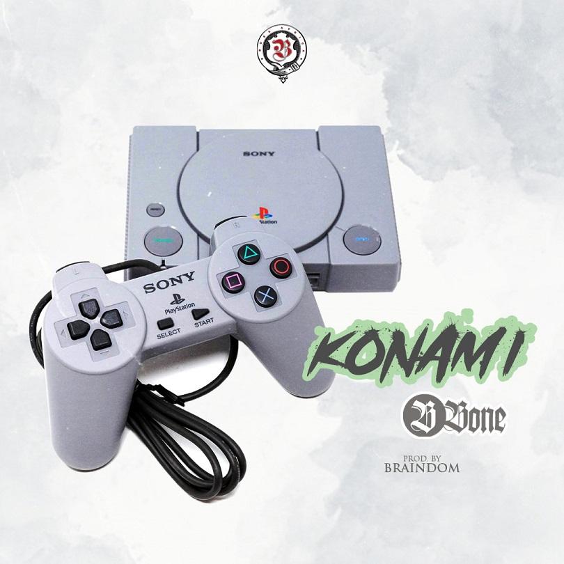 B Bone - Konami (Prod by Braindom)