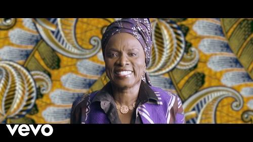 Angelique Kidjo Ft Mr Eazi & Salif Keita - Africa One Of A Kind