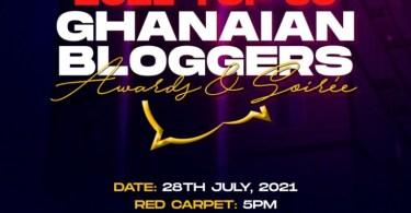 2021 Top 50 Ghanaian Bloggers Ranking