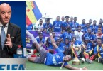 FIFA President Congratulates Glorious Accra Hearts Of Oak On Winning Ghana Premier League