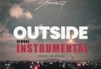 Stonebwoy – Outside Instrumental (Prod By Ur Hyness)