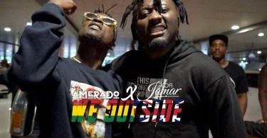 Amerado ft Kofi Jamar - We Outside (Official Video)