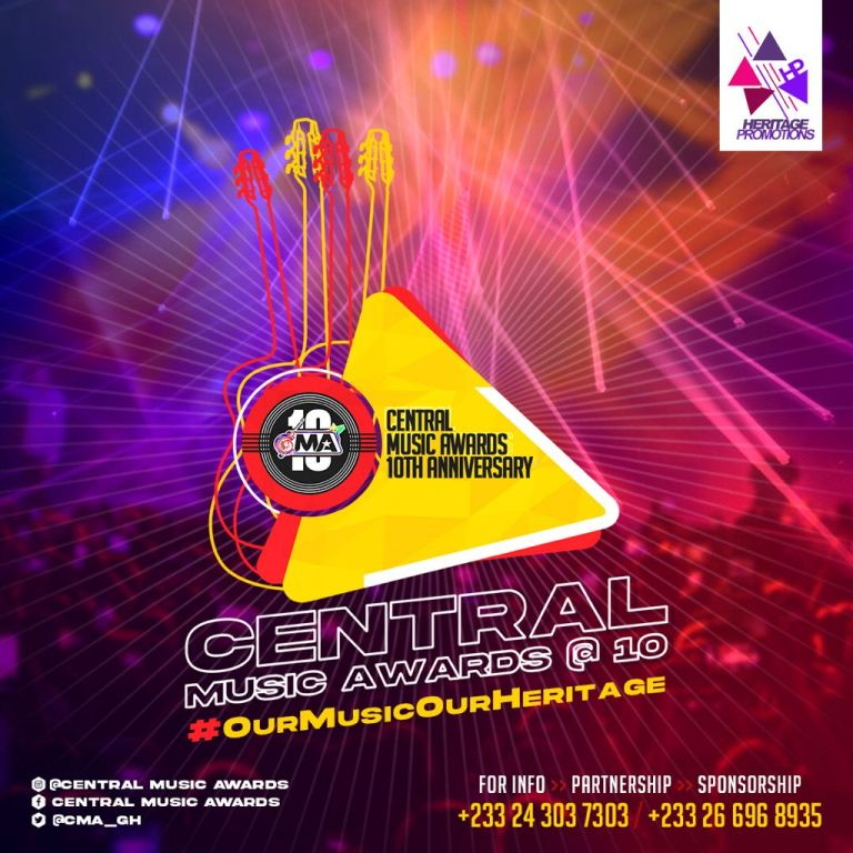 2021 Central Music Awards Nominations