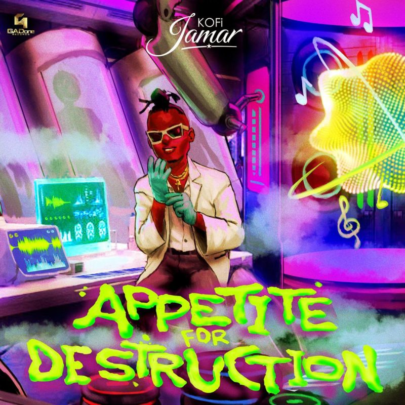 Kofi Jamar - Appetite For Destruction