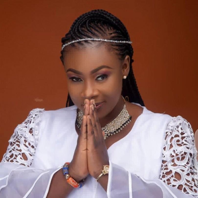 Philipa Baafi - Awurade Sore (Fast)