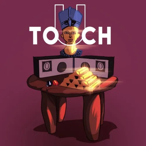 Professor Paws – Gold Touch