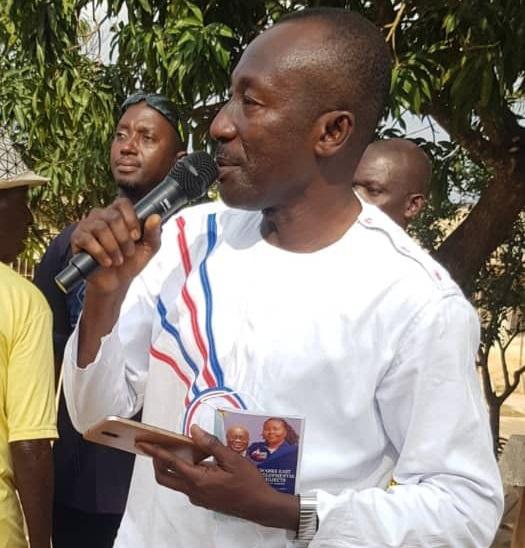 Hon Opoku Agyemang Bonsu
